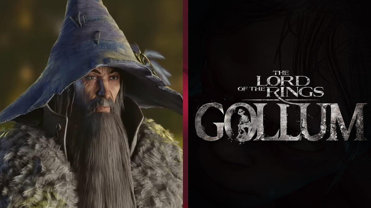 Gandalf And More Shown Off In New Lord Of The Rings: Gollum Trailer
