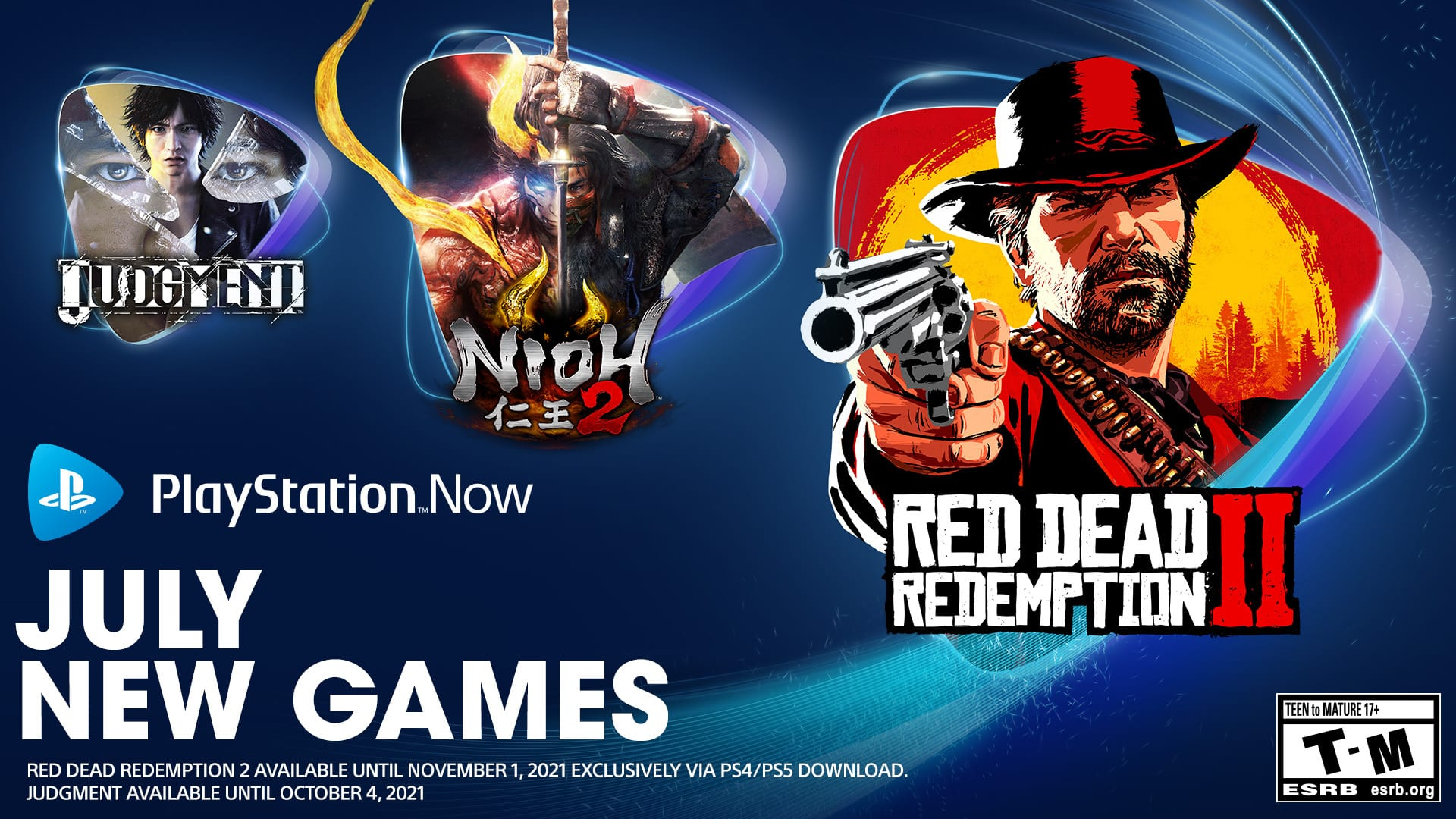 PS Now Adds Red Dead Redemption 2, God of War, And Nioh 2