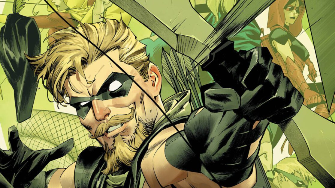 Fans Are Casting Alexander Skarsgard As Green Arrow And It's Perfect