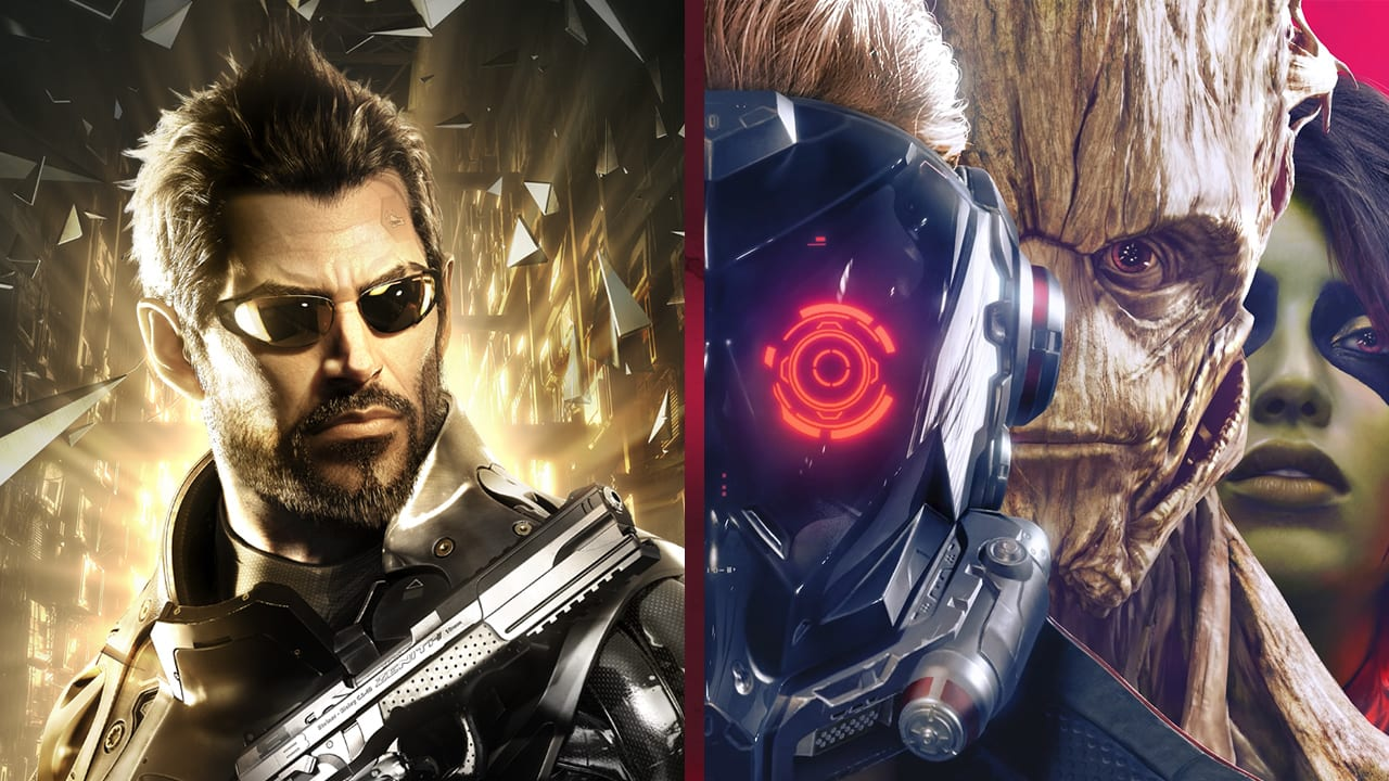"""Guardians Of The Galaxy Has """"Twice As Much Dialogue"""" As Deus Ex"""