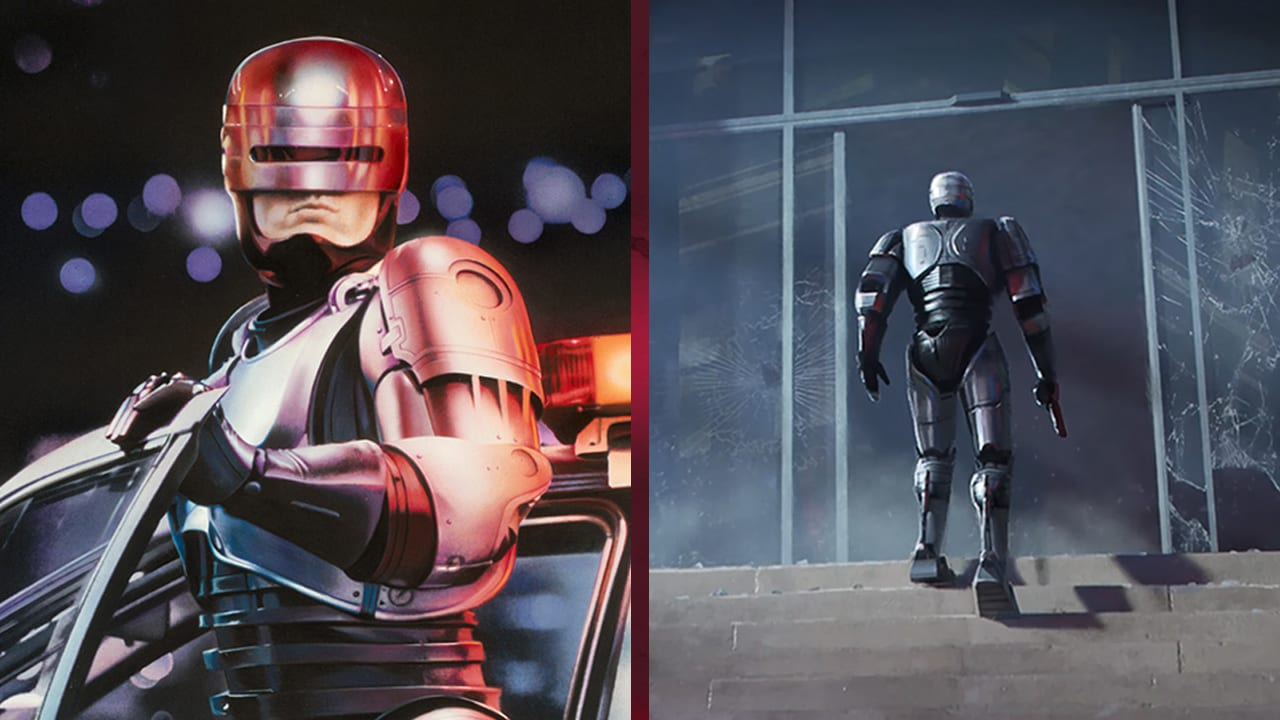 A Brand New RoboCop Game Has Just Been Announced