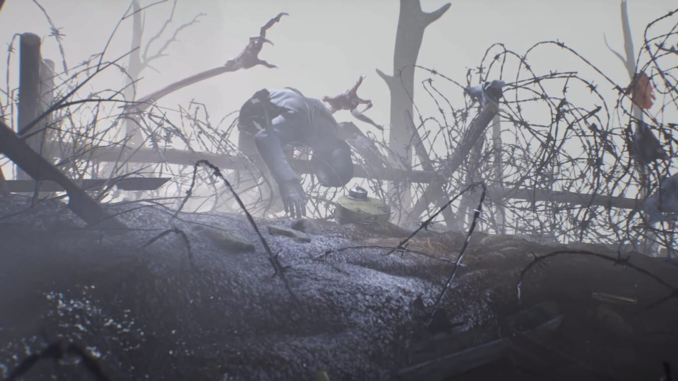 Long-Awaited WWI Horror Game 'Ad Infinitum' Has Been Re-Revealed