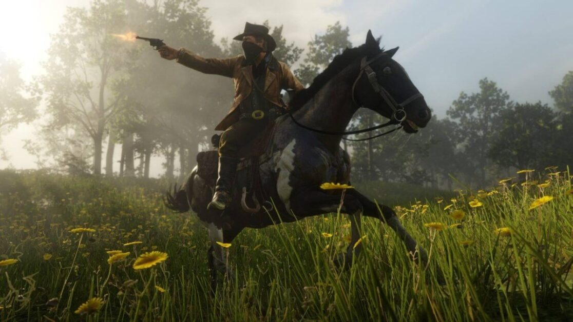 Crazy Horses Are Running Wild In Red Dead Online Since Recent Update