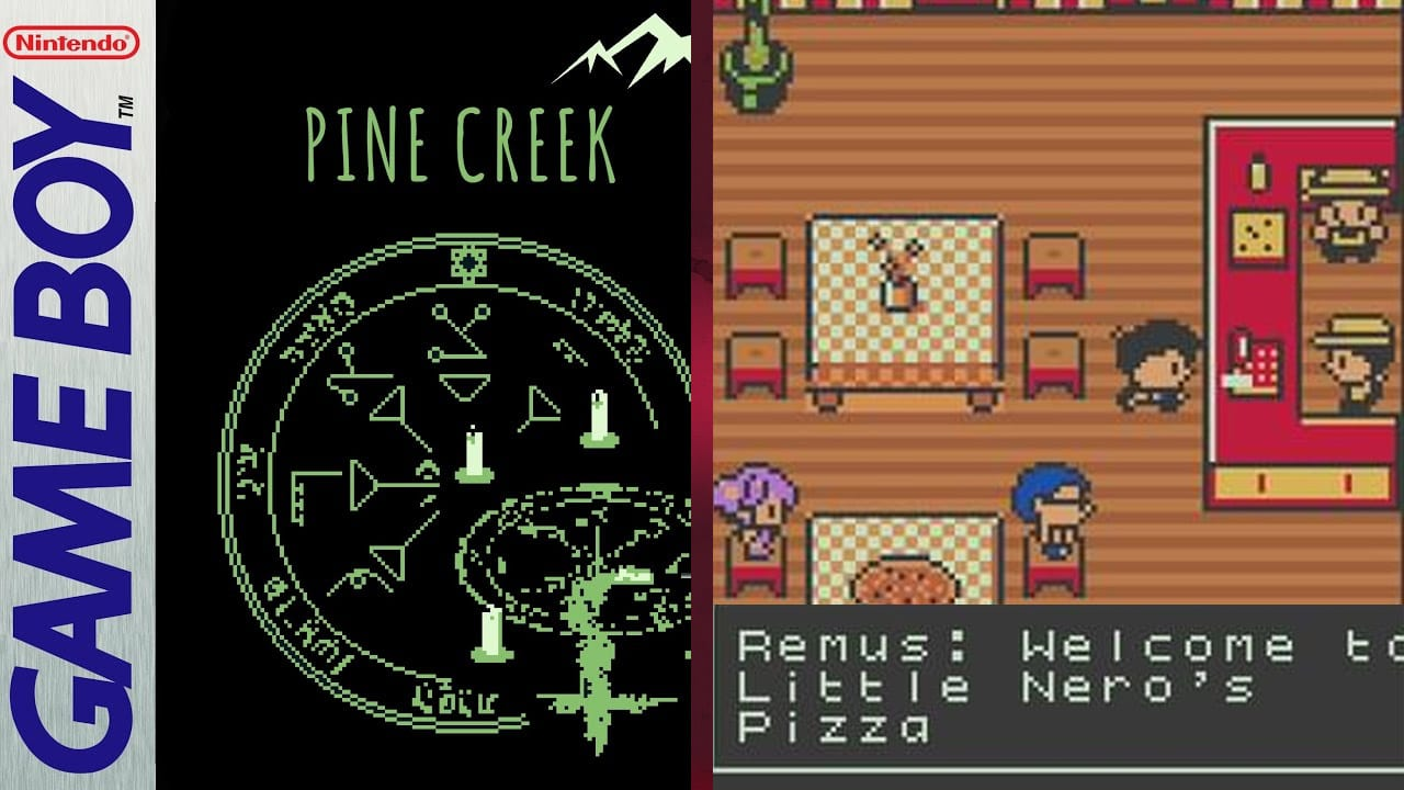 A New Game Boy Color Horror Game Is Releasing This Year
