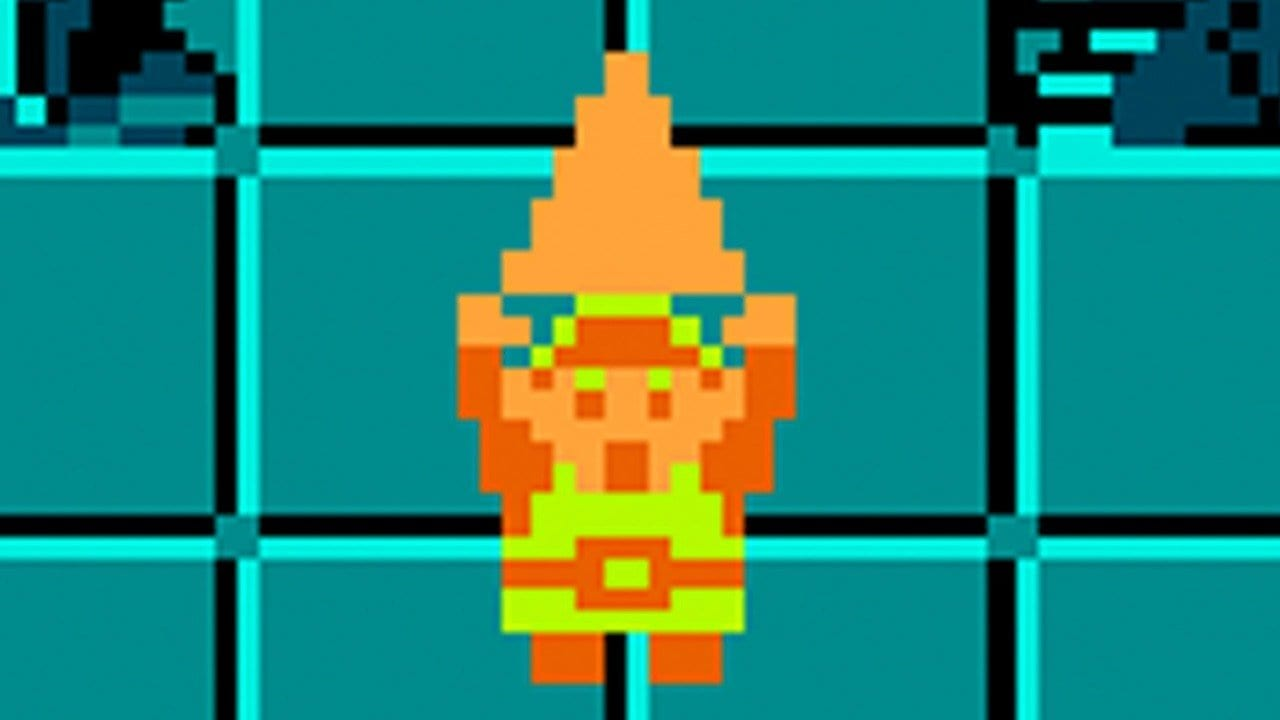 Fan Creates Realistic NES Link And It's Pure Nightmare Fuel