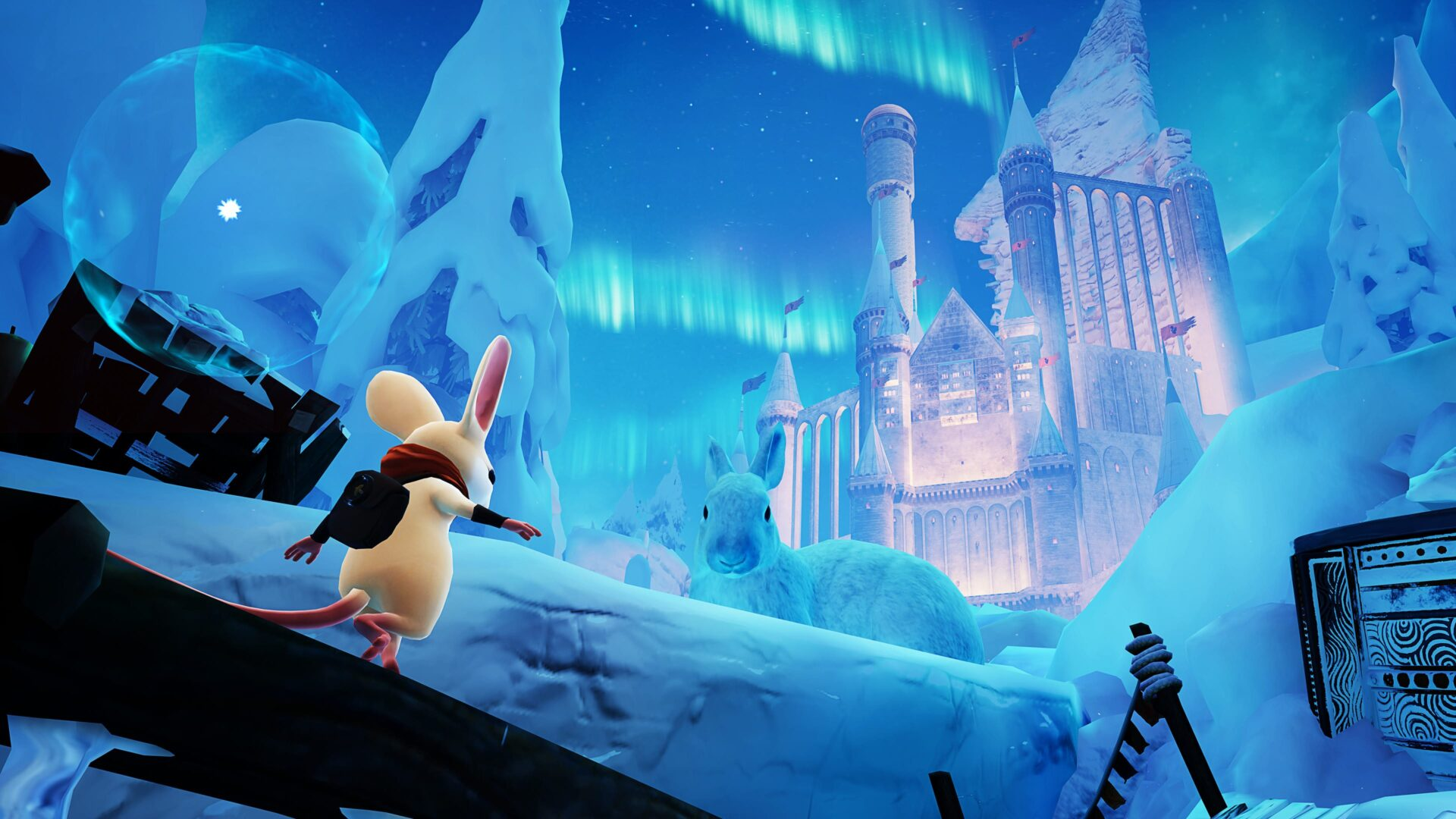Play As An Adorable Mouse Yet Again In Moss: Book II