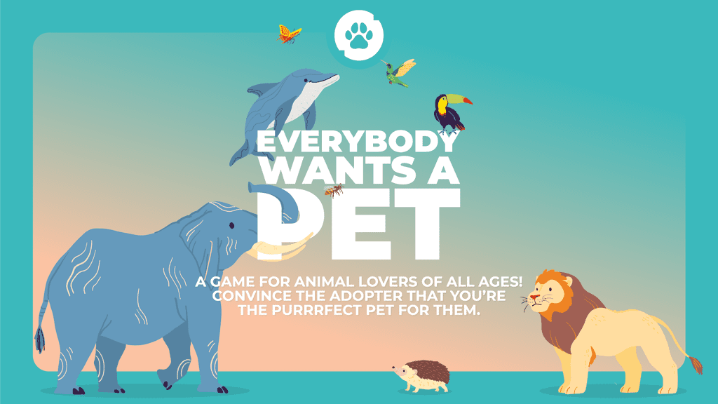 'Everybody Wants A Pet' Is An Adorable Kickstarter That Lets You 'Adopt' Your Mates