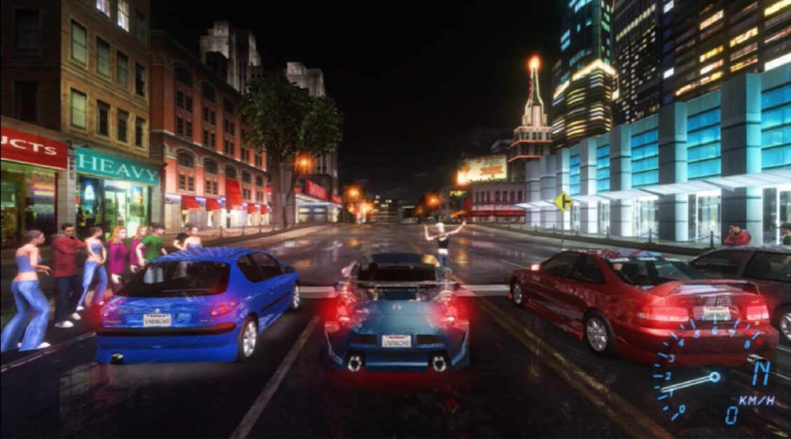 Fan-Made Need For Speed: Underground Remaster Looks Amazing