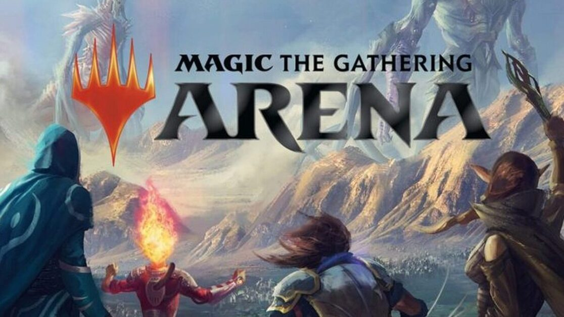 Magic: The Gathering Arena Reveals Card Pack From All-Digital Expansion