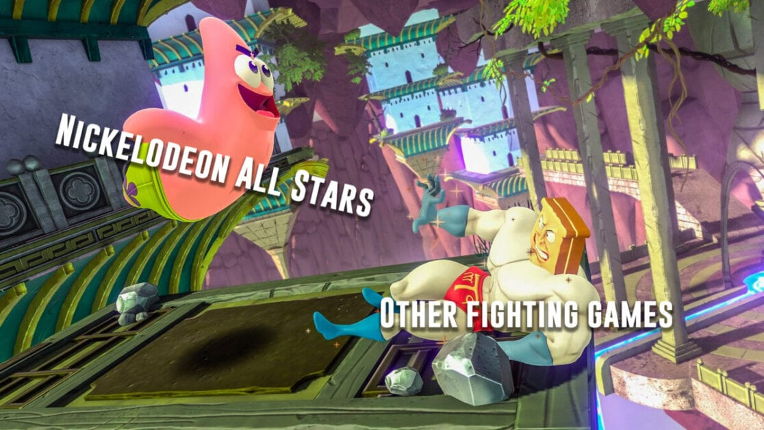 Nickelodeon All-Stars Brawl Could Be The Best Fighter Ever. Here's Why!