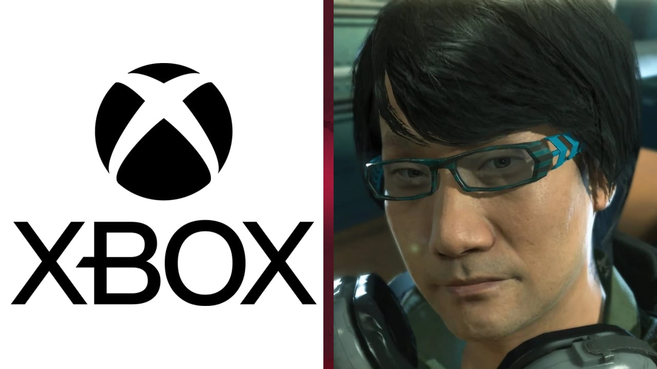 Xbox Is Close To Striking A Deal With Hideo Kojima