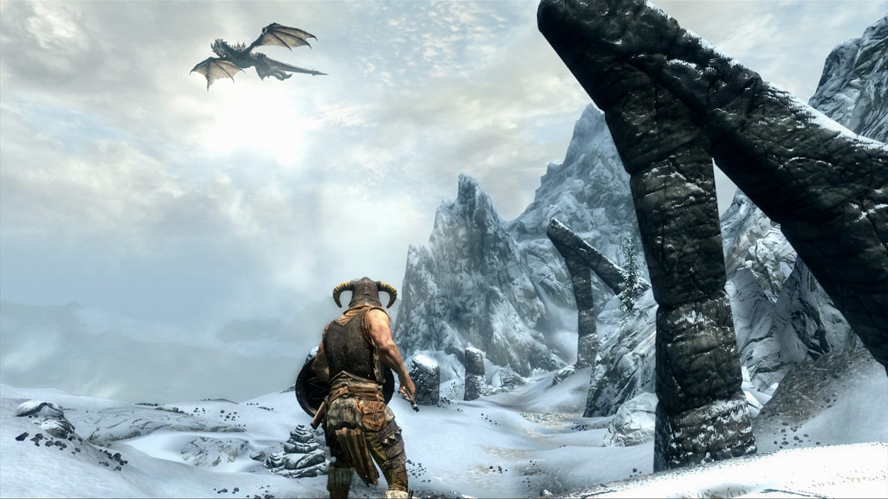 Someone Just Bought A Sealed Copy Of Skyrim For 0