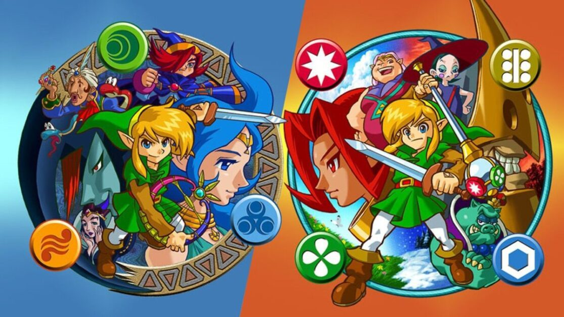 Zelda Oracle of Ages/Seasons Remake Could Be In The Works
