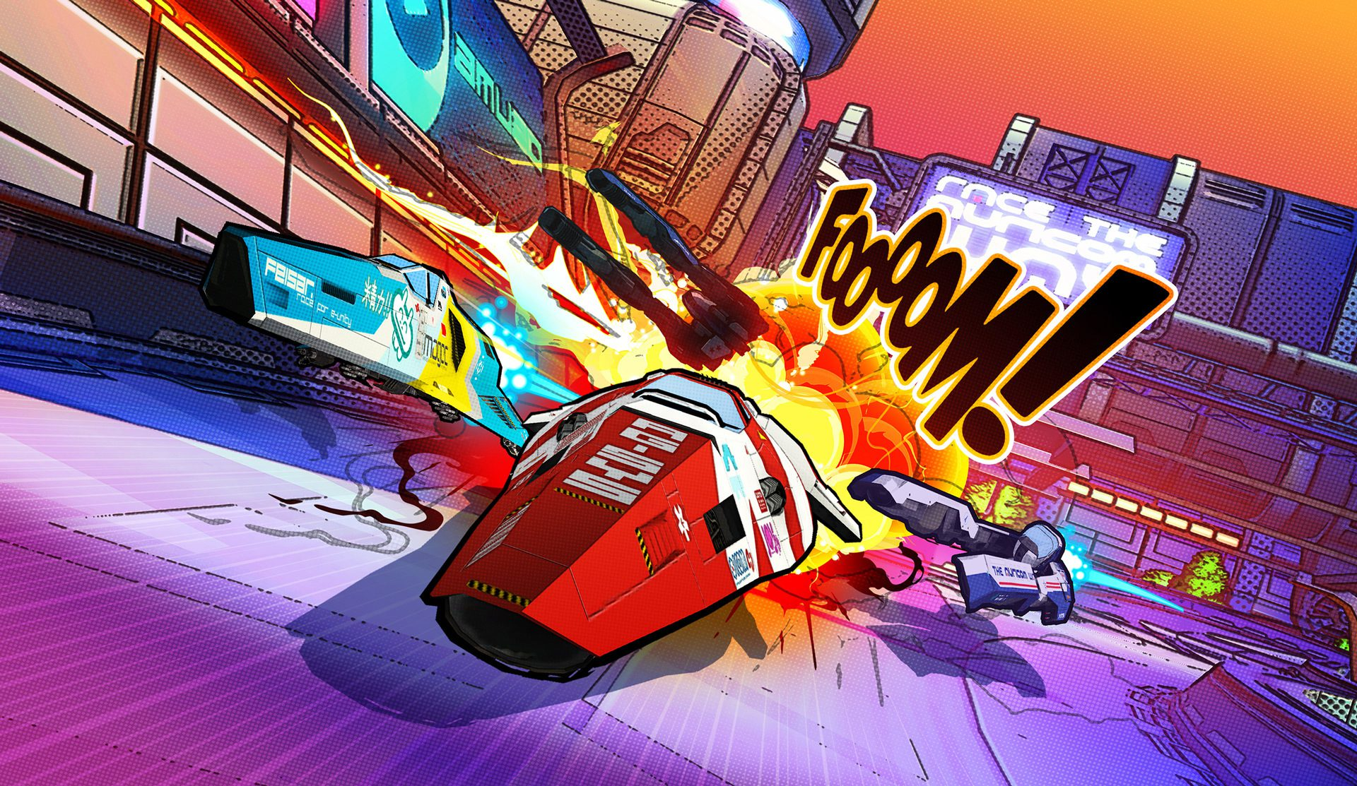 A New Wipeout Game Is Coming, But It's Not What You'd Expect