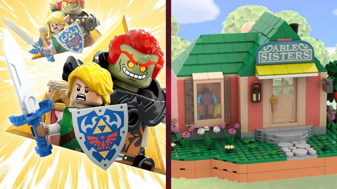 LEGO Rejects Popular Video Game-Inspired Playsets