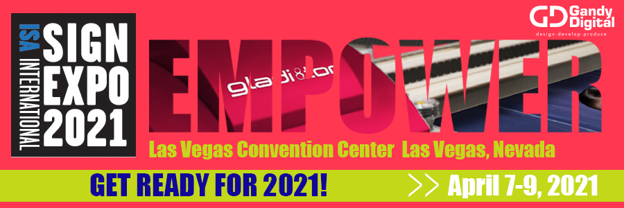 Sign expo 2021