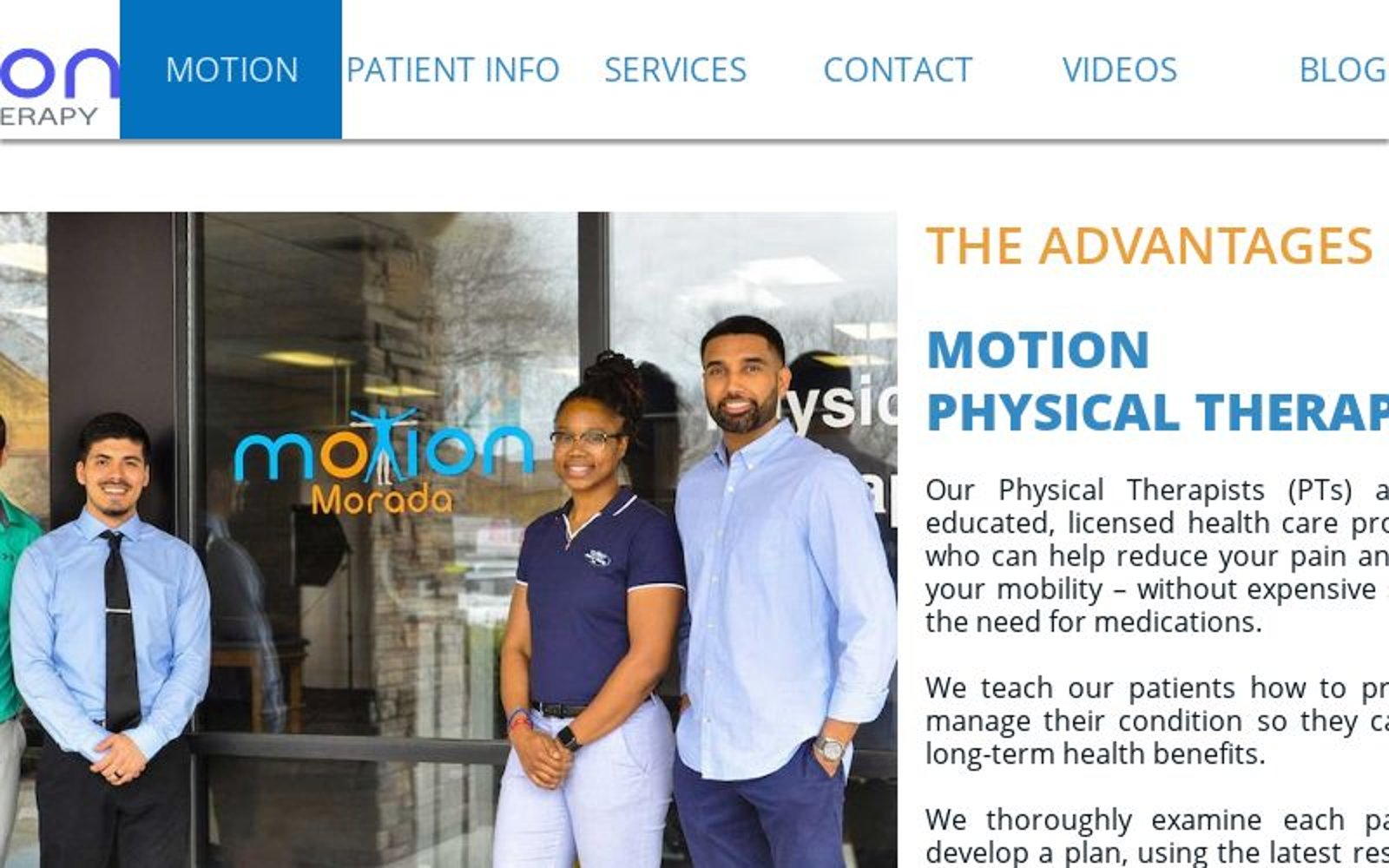 Physical Therapy For Back Pain Near Me