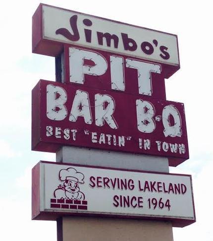 Jimbos Pit BarBQ Lakeland Florida
