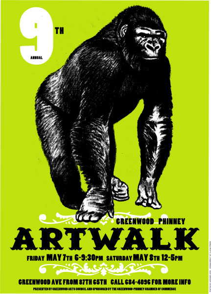 Greewood Artwalk