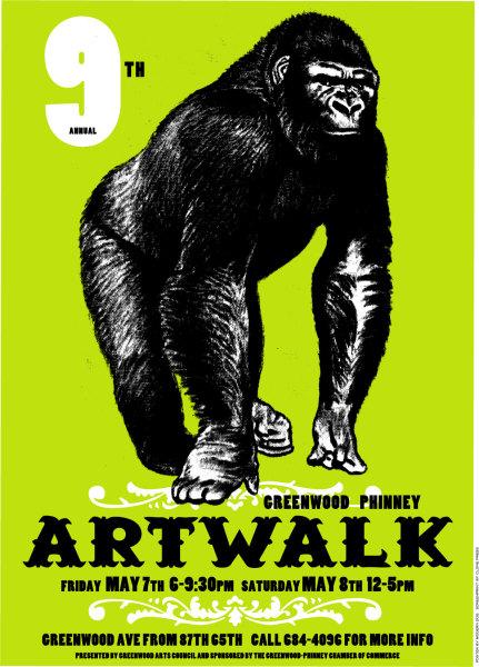 Greewood Artwalk