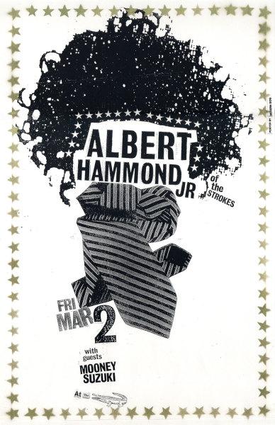 Albert Hammond Jr.