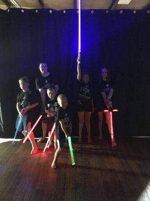 Jedi Camp 2018