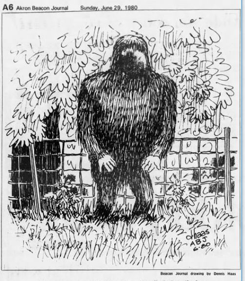 1978: The Minerva Monster