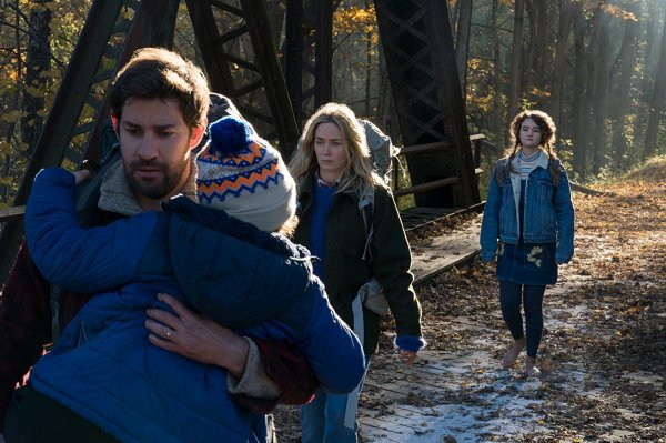 The Quiet Place: The Value of Words