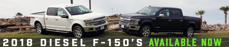 Diesel 2018 f150s