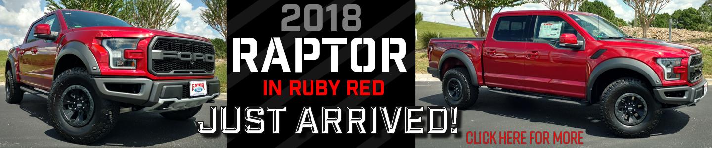 2018 Raptor Red 180912