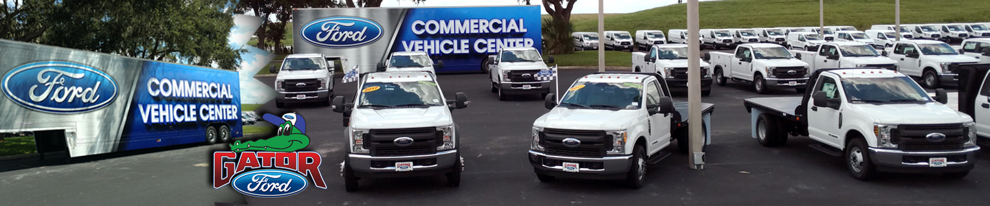 Commercial Vehicle Center Banner