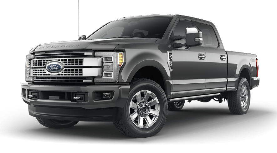 2019 Ford Super Duty Magnetic