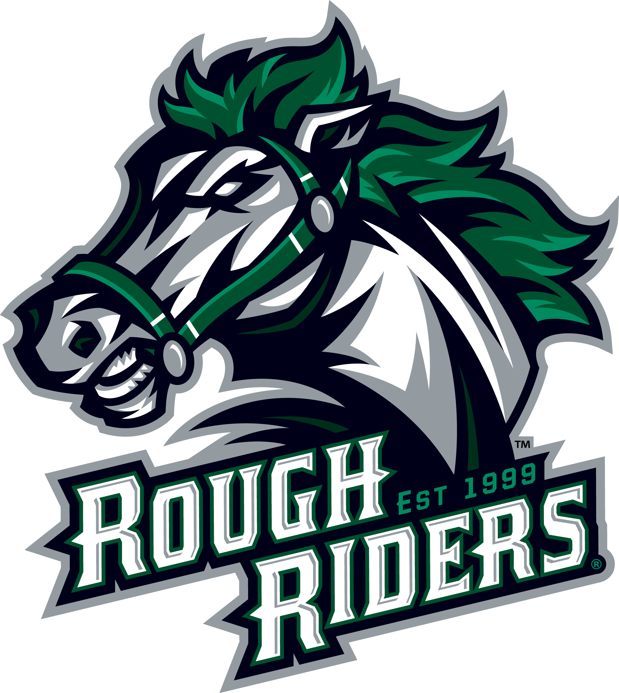 Rr angry horse logo