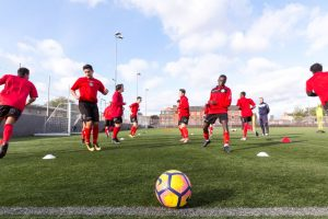International House Football Academy