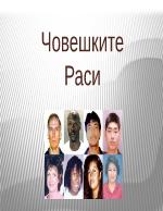 Човешки раси