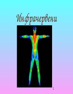 Инфрачервни и ултравиолетови лъчи