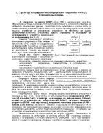 Структура на цифрово микропроцесорно устройство ЦМПУ Основни определения