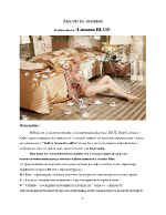 Анализ на реклама на Lavazza