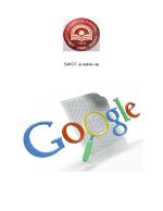 Swot анализ на GoogleInc
