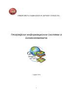 Географски информационни системи в екоикономиката