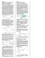 Измервателни генератори-общи сведения класификация и основни параметри