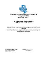 Дисциплина комплексно проектиране на технически системи