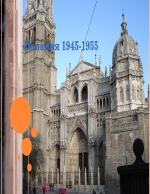 Испания 1945-1955