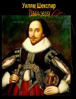 Уилям Шекспир