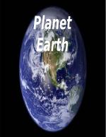 Планета Земя английски