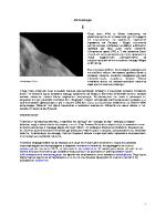 Астероиди комети метеори и метероити