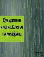 Еукариотна клетка