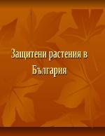 Защитени растения в България