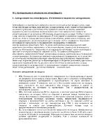 Замърсяване на атмосферата Източници и видове на замърсяване