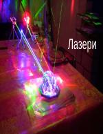 Приложение на лазерите